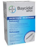 Байцидал в.п. 25 инсектицидный препарат, 1 кг.