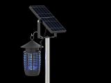 Уничтожитель летающих насекомых ЭкоСнайпер GLT-3 с внешней солнечной панелью