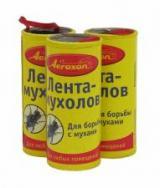 Aeroxon Аэроксон липкая лента-мухолов 1 шт.