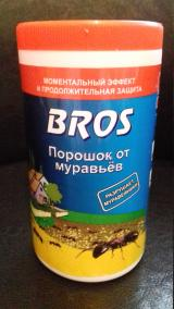 Порошок от муравьев Bros 100 гр