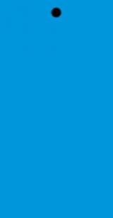 Ловушка клеевая синяя для трипсов, лист 25x40 см