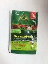 ЭкстраФлор №5 от луковой мухи и других вредителей, 1г.