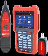 Тестер для настройки видеонаблюдения AVT IPTEST 35 (708)