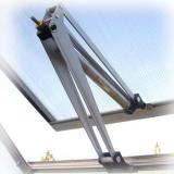 Проветриватель для теплиц с возвратной пружиной GV-05-1