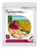 Провотокс - эффективный препарат для защиты от проволочника, 40г.