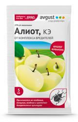 Алиот - универсальный препарат от комплекса вредителей, 5 мл.