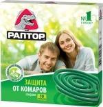 РАПТОР комплект (прибор+жидкость от комаров 30 ночей)