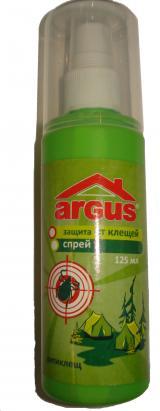 ARGUS Лосьон-спрей антиклещ.