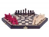 """Шахматы """"На троих"""" средние"""