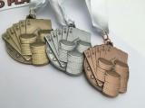 Комплект медалей (3 шт)