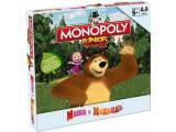 Монополия Junior. Маша и Медведь