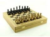 """Шахматы Сенеж """"Вудгейм"""" дуб"""