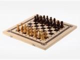 Игра два в одном (шахматы, шашки) (Орлов)