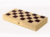 Шахматы обиходные инкрустированные (Орлов)