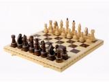 Шахматы турнирные инкрустированные (Орлов)