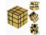 Зеркальный Кубик Золотой