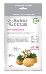 Битоксибациллин Robin Green препарат для защиты растений, 100 г.