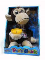 """Копилка """"Смеющаяся обезьянка"""" CL288С"""