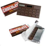 Калькулятор в виде плитки шоколада MT-028.
