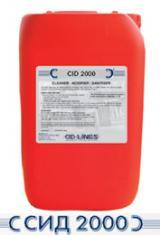 Дезинфецирующие средство Сид 2000, кан. 10л