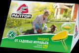 РАПТОР ловушка с приманкой от садовых муравьев (4 шт.)