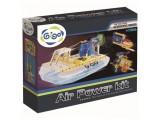 "Конструктор Gigo ""Air power experiment kit"" (Гиго. Катер на воздушной подушке)"