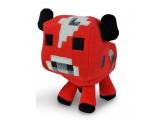 """Плюшевая игрушка """"Minecraft Baby Mooshroom"""" Майнкрафт Детеныш грибной коровы, 18 см"""