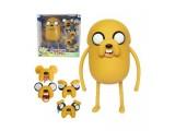 """Игрушка-фигурка """"Adventure Time. Jake"""" (Эдвенчер Тайм. Джейк) с меняющимся выражением лица, 25 см"""