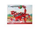 "Конструктор ""Робосамураи. Робот-скорпион"", 516 деталей"