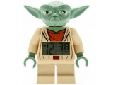 Будильник Lego Star Wars, минифигура Yoda