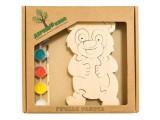"""Развивающая игрушка """"Панда 2"""" с красками"""