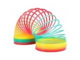 """Пружинка """"Slinky Радуга Гигант"""""""