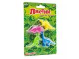 """Набор Ластики-пазлы на блистере """"Динозавры"""""""