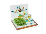 """Подарочный набор для выращивания Живая открытка """"С Днём рождения! Совёнок"""""""