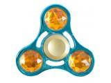 """Спиннер для рук """"Top Spinner. Crystall"""", металлический подшипник, цвет голубой"""