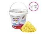 """Песок для творчества """"Angel Sand"""", 500 мл, цвет желтый"""