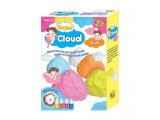 """Масса для лепки """"Angel Cloud"""", 100 гр, синий краситель"""