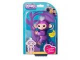 """Интерактивная  обезьянка """"Мия"""", цвет фиолетовый"""