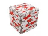 "Плюшевая игрушка ""Куб Redstone Ore"" (Красная руда), 20 см"