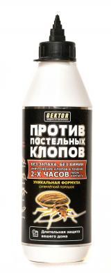 Gektor (гектор) эффективное средство против постельных клопов, 500 мл.