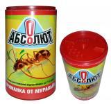 Абсолют приманка от муравьёв 100гр