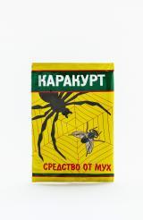 Каракурт приманка гранулированная против мух, 10 гр.