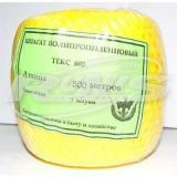 Шпагат полипропиленовый 800 ТЭКС, 500м.