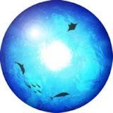 """Диск проекционный Homestar """"Под водой"""" STK для планетариев"""