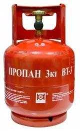 Баллон газовый  LPG BT-3 (7,2 Л) с безопасным клапаном