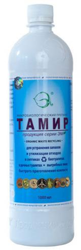 ТАМИР микробиологический препарат 1000 мл.