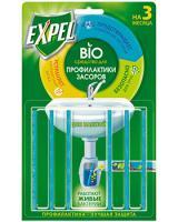 EXPEL BIO Средство для профилактики засоров для ванной.