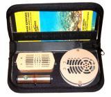 Набор для рыбалки «Летний 1» ( 1 электронная кормушка «Донная», 1 электронная кормушка «Плавающая» и 1 электронный сигнализатор поклевки «Сойка-3»).