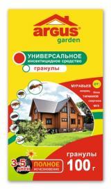 ARGUS GARDEN ГРАНУЛЫ ОТ МУРАВЬЕВ, тараканов и др. насекомых.