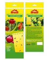 Argus клеевая ловушка для садовых вредителей, 5 пластин.